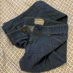 Current / Elliott paper weight jeans sz 25/0